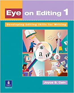 Book Eye on Editing 1: Developing Editing Skills for Writing (Book 1)