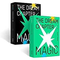 K-POP Tomorrow X Together TXT - The Dream Chapter : Magic, Random version Incl. CD, Photobook, Student ID Pad, Photocards,Sticker Pack, Viewer Glasses, Folded Poster, Extra Photocard