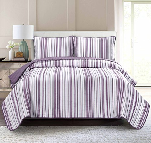 stripe quilt full - 9