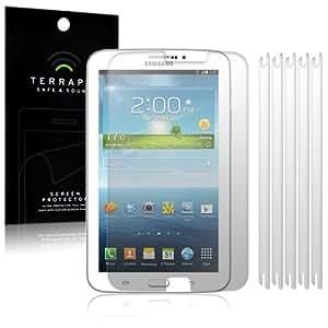 Pack 6 Protectores de pantalla para Samsung Galaxy Tab 3 7.0 P3200 de Terrapin
