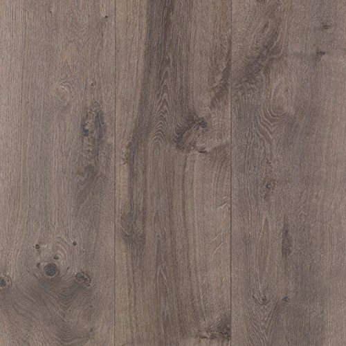 Mohawk Chalet Vista Cheyenne Rock Oak 8mm Laminate Flooring CDL73-05 Sample