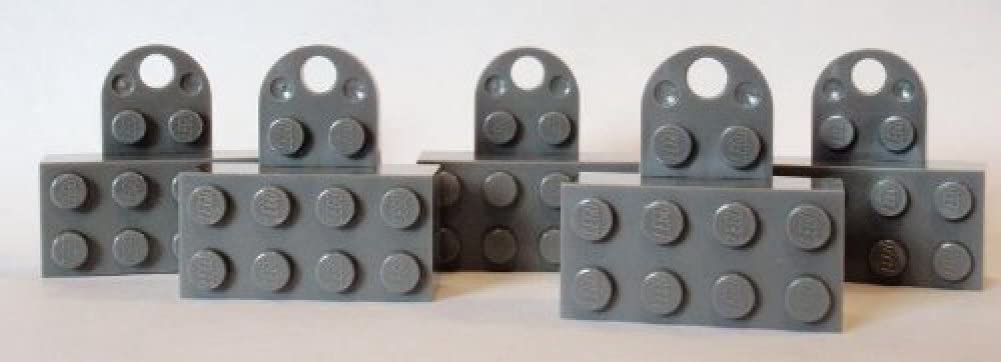 Lego Magnets (5)- Great for displaying Minifigures!!