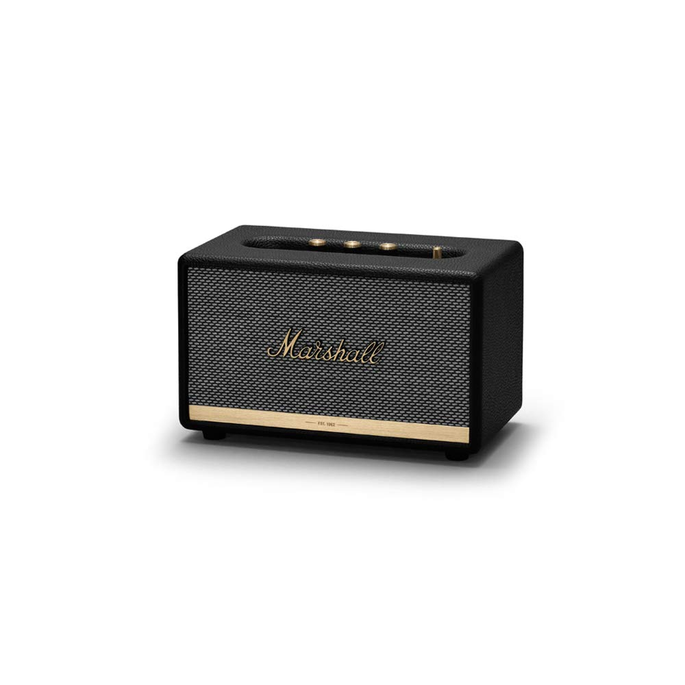 Open-Box & Unused Marshall Acton II Bluetooth Speaker (Black) kida.in