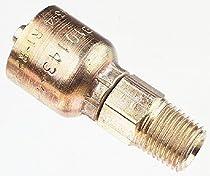 1/4 Inch NPT Hydraulic Hose Fitting PART NO. 49721061