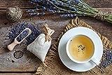 8 Cups Ultra-Blue Grade Culinary Lavender in