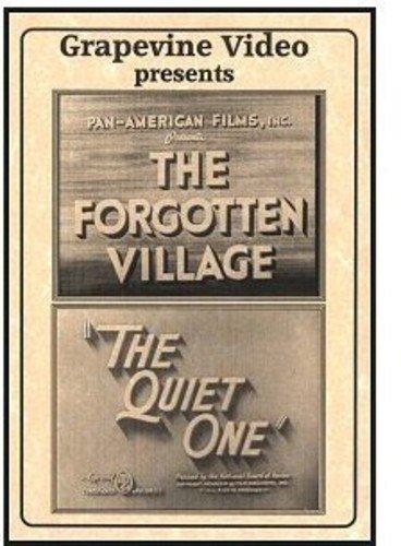 DVD : Forgotten Village (1941) / Quiet One (1948) (DVD)