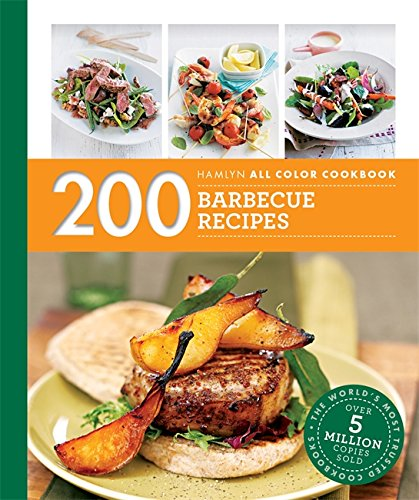 200 Barbecue Recipes (Hamlyn All Color)