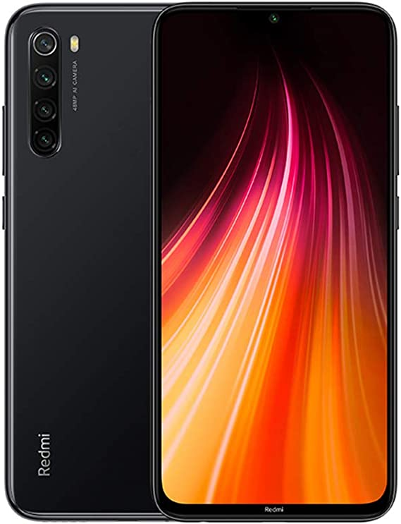 Xiaomi Redmi Note 8 RAM 4GB ROM 64GB Android 9.0 Versión Global Negro: Amazon.es: Electrónica
