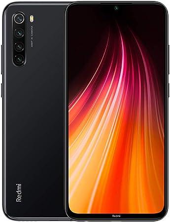 "Oferta amazon: Xiaomi Redmi Note 8 Smartphone,4GB 64GB Mobilephone,Pantalla Completa de 6.3 "",Procesador Snapdragon 665 Octa Core,Quad Cámara(48MP + 8MP + 2MP + 2MP) Versión Global(Negro)"