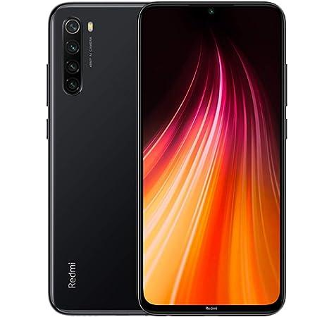 "Xiaomi Redmi Note 8 Smartphone,4GB 64GB Mobilephone,Pantalla Completa de 6.3 "",Procesador Snapdragon 665 Octa Core,Quad Cámara(48MP + 8MP + 2MP + 2MP) Versión Global(Negro): Amazon.es: Electrónica"