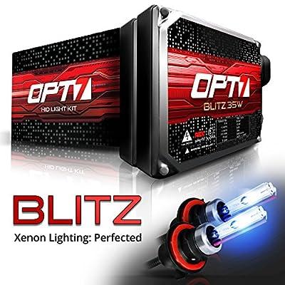 OPT7 35w Xenon HID Conversion Kit (07-13 GMC YUKON/XL/DENALI) H13 Bi-Xenon