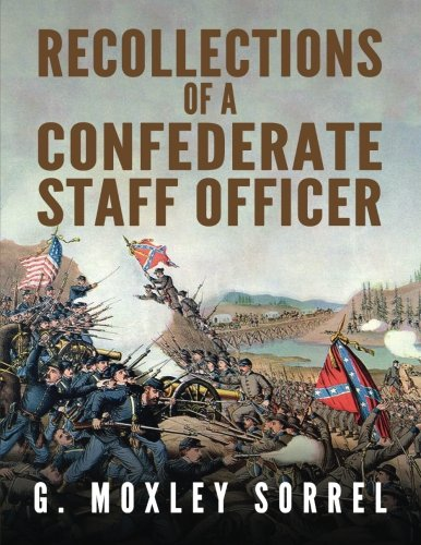 Download Recollections of a Confederate Staff Officer pdf