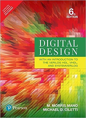 Digital Logic Computer Design M Morris Mano Pdf