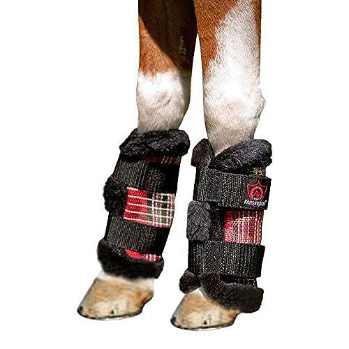Horze ProTec cavallo Boot Set Ver Espacio Libre Venta Barata De Suministro VxeirDP942