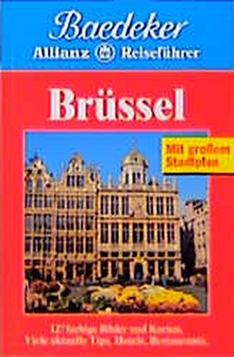 Baedeker Allianz Reiseführer Brüssel