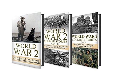 World War 2 BOX SET #6: WW2 Soldier Stories Part 1,2 & 3