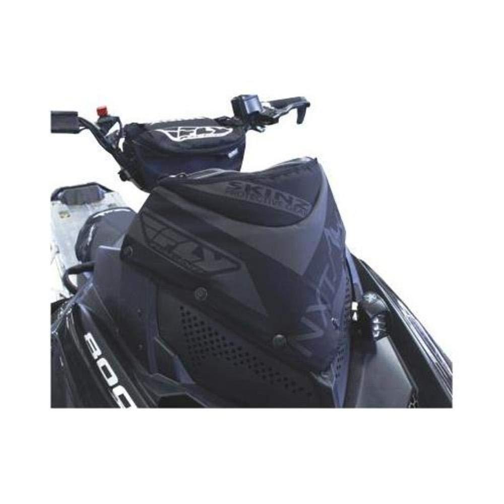 Skinz Protective Gear Handlebar Bag NXPHP100-BK by Skinz Protective Gear   B00HXHSP7S