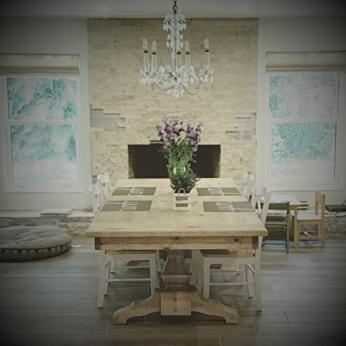 Amazon Rustic Farmhouse Dining Room Table Handmade