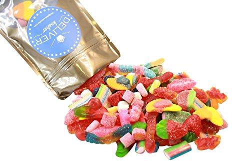 Deliver Kosher Bulk Candy   Bulk Candy Goody Bag Sampler