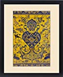 Framed Print of Iran, Central Iran, Esfahan, Bethlehem Armenian Church, interior