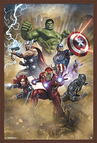 Trends International MCU: Avengers: Fantastic Wall Poster, 22.375