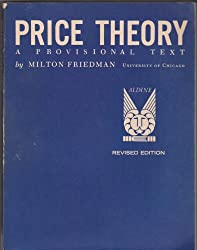 Price Theory, a provisional text.