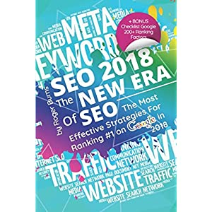 51zF1 nZBSL. SS300  - SEO 2018 - The New Era Of SEO: The Most Effective Strategies For Ranking #1 on Google in 2018 (The New Era of Internet Marketing)
