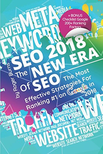 51zF1 nZBSL - SEO 2018 - The New Era Of SEO: The Most Effective Strategies For Ranking #1 on Google in 2018 (The New Era of Internet Marketing)