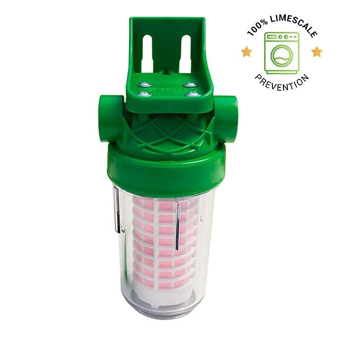 Filtro suavizante de agua para lavadora y lavavajillas Ecozon 200 ...