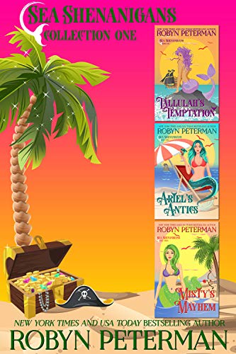 Sea Shenanigans Collection, Books 1-3 by [Peterman , Robyn ]