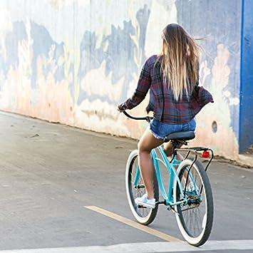sixthreezero Around the Block Women s Cruiser Bike, 24 26