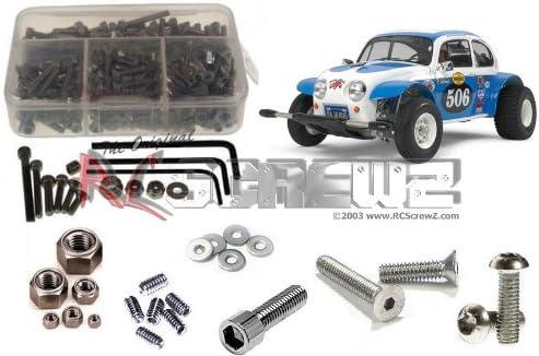 RCScrewZ Tamiya Sand Scorcher 2010 Stainless Steel Screw Kit #tam133