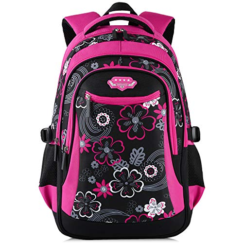 backpack for girls, Fanspack 2019 new bookbags for girls school backpack nylon kid backpack ()