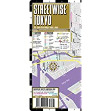 Streetwise Tokyo Map