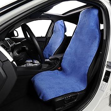 autoyouth 2pcs toalla asiento para asiento de coche alfombrilla para yoga, fitness, deportes,