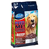 HiLife Complete Moist Mince with Beef & Fresh Vegetables flavoured with Cheese (1.5Kg)
