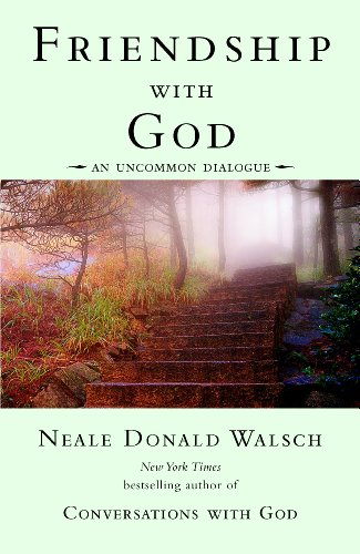 Friendship with God: An Uncommon Dialogue cover