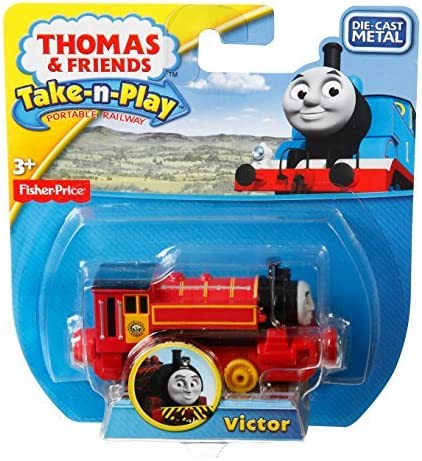 Fisher-Price Thomas The Train Take-N-Play Victor [並行輸入品]
