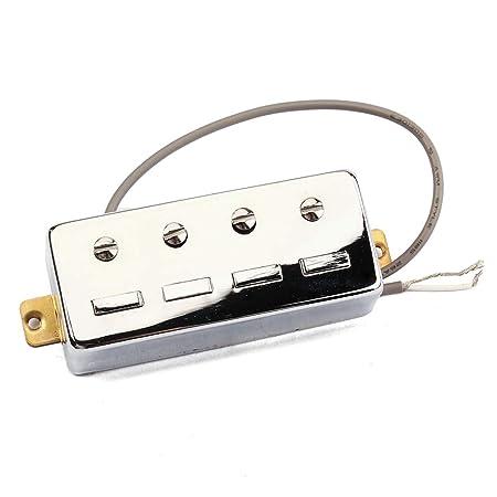Whiie891203 - Pastillas para micrófono, Cuatro, Cuerdas, Guitarra ...
