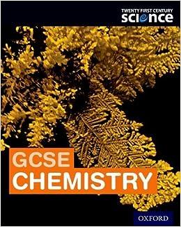 Book Twenty First Century Science: GCSE Chemistry Student Book by Maureen Borley (2016-06-01)