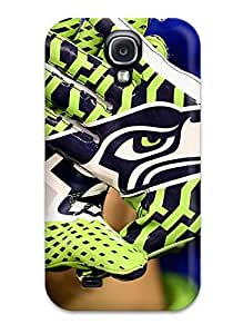 Hot Snap-on Seattleeahawks Hard Cover Case/ Protective Case For Galaxy S4