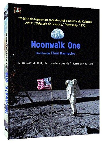 Moonwalk One : le 21 juillet 1969, les premiers pas de l'homme sur la lune, un film de Théo Kamecke