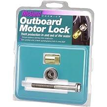 "McGard 74049 Marine Single Outboard Motor Lock Set (5/16""- 18 Thread Size) - Set of 1"
