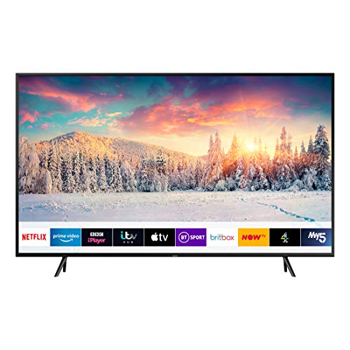 Samsung QE55Q60RAT 139,7 cm (55 inch) 4K Ultra HD Smart TV zwart – TV (139,7 cm (55 inch), 3840 x 2160 pixels, 4K Ultra…