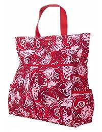 Maclaren Smart Set, Field Bag, Liner and Buggy Blanket, Rose Camo, 4 Pack