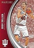 Cody Zeller basketball card (Indiana Hoosiers) 2016 Panini Team Collection #40