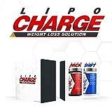 LIPO CHARGE Ultimate Weight loss solution kit, Lipo Hack and Lipo Shift