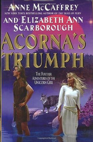 book cover of Acorna\'s Triumph