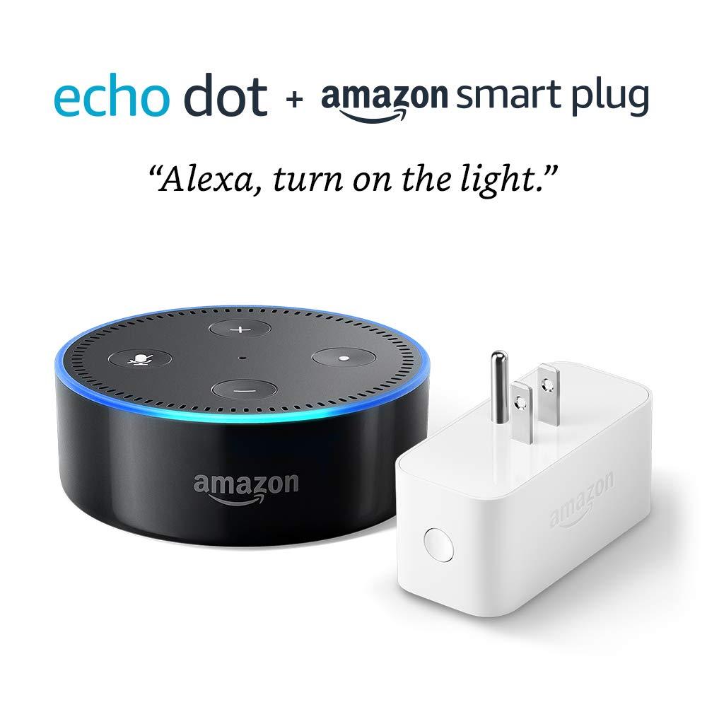 Amazon Echo Dot 2nd Gen + Amaz...