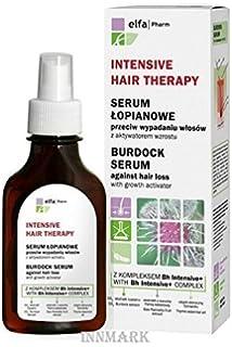 Elfa Pharm Intensive Hair Therapy Burdock Serum Aginst Hair Loss 100ml by Green Pharmacy